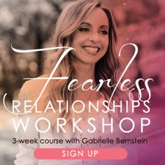 This September, release relationship fear in a transformational workshop. Through Kundalini meditation, breathing exercises, visualization, and lessons from A Course in Miracles, I will guide you to navigate your relationships with more ease. The workshop will give you all the tools you need to heal past wounds and let go of negative attachments—so you can create empowering relationships in the present.