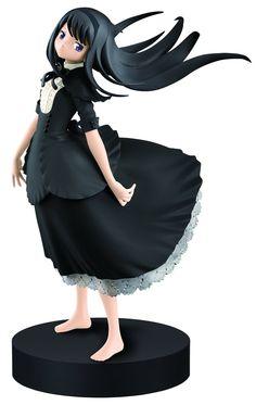 Amazon.com: Banpresto Puella Magi Madoka Magica 7-Inch Homura Akemi Sculpture…
