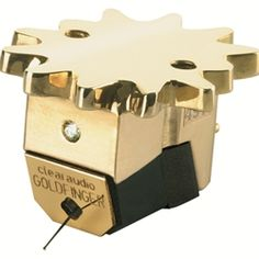 Clearaudio Goldfinger Statement MC Cartridge at Music Direct