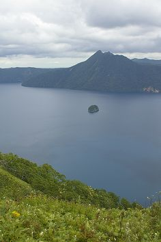 Lake Mashu, Hokkaido, Japan
