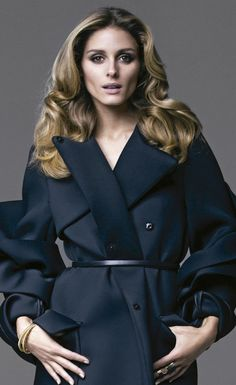 Olivia Palermo for Marie Claire México October 2014
