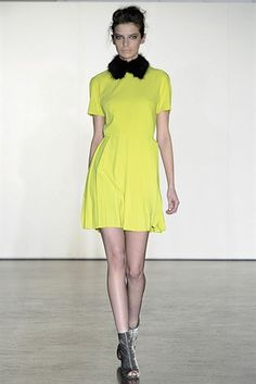 Antipodium | THE BEST LOOKS FROM LONDON FASHION WEEK: FALL 2013 #shopUNIQUES.com