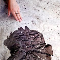 DIY N Constellation Quilt Kit
