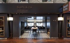 Sushi & Co. on Behance