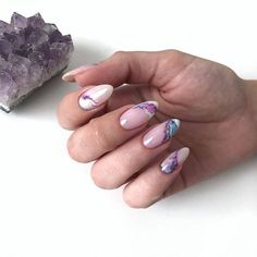 What Christmas manicure to choose for a festive mood - My Nails Cute Nails, Pretty Nails, Milky Nails, Uñas Fashion, Nagellack Trends, Oval Nails, Manicure E Pedicure, Elegant Nails, Gel Nail Designs
