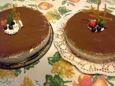 Salviaeramerino blog: La cheese cake ed il pandispagna senza glutine
