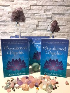 ORDER YOUR COPY OF THE AWAKENED PSYCHIC on AMAZON It's Time to Discover Your Psychic Talents with Kala. Harnessing these powers are not as difficult as you may believe. You have the wisdom and as Your Travel Guide to the Other Side, Kala will walk you through each step to tuning in to your intuitive and psychic abilities.     https://www.amazon.com/Awakened-Psychic-What-Develop-Abilities/dp/073874901X/ref=sr_1_1?ie=UTF8&qid=1460839152&sr=8-1&keywords=awakened+psychic