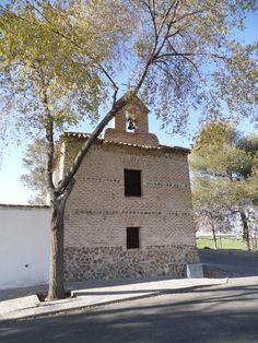 CARRICHES (TOLEDO) - Ermita de Ntra. Sra. de la Encina.