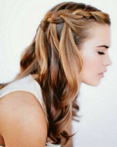 Prom Hairstyles That You Can DIY at Home | Beauty High. so cool!!!