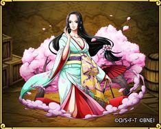 ボア・ハンコック 華の蛇姫
