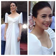 .@lovedawnzulueta | Our mama Dawn is so pretty in the Daniel and Katerina Wedding! | Webstagram - the best Instagram viewer