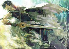 Lord Chrom -Fire Emblem: Awakening