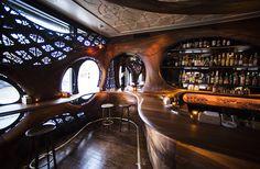 Pintxo: PARTISANS Revisits Art Nouveau with Bar Raval — KNSTRCT