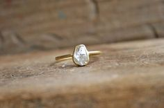raw engagement rings