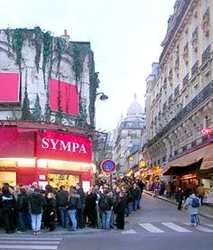 Sympa in Paris