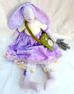Miss Lavender - Heirloom Rabbit https://www.facebook.com/MadameMillefeuilles
