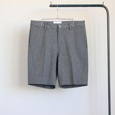2way Pants - short #gray/set up