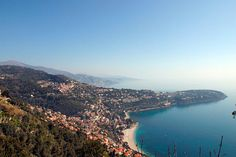 Roquebrune-Cap-Martin Provence, France, Earth, River, Spaces, Outdoor, Beautiful, Outdoors, Outdoor Games