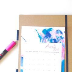 Le calendrier du mois d'Avril est sur : https://www.facebook.com/NAdeco17/posts/503684746482140:0 #art #deco #calendar