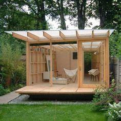 Zen- Imagina passar uns dias descansando ao ar livre num cantinho desses, junto à natureza? #Sonho.: