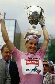 Stephen Roche, 1987 Giro champion!