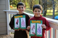 Shower of Roses: Colonial Life Unit Study and Lap Book Homeschool in the woods Time Travelers