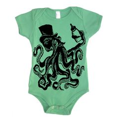 Hey, I found this really awesome Etsy listing at https://www.etsy.com/listing/76128828/baby-otto-the-octopus-bodysuit-american