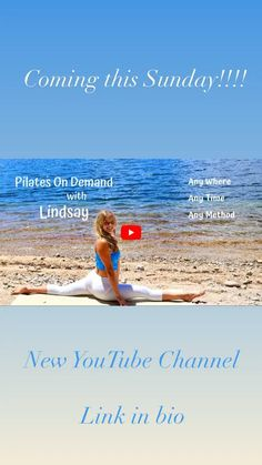 Subscribe to my new channel for workout videos of all styles and beautiful places! Motivational Quotes For Working Out, Shoulder Workout, News Channels, Workout Videos, Pilates, Beautiful Places, Youtube, Instagram, Style