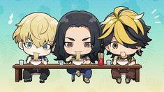 Anime Chibi, Anime Manga, Kawaii Anime, Anime Guys, Tokyo Ravens, Anime Japan, Cute Anime Pics, Cute Anime Character, Cute Icons