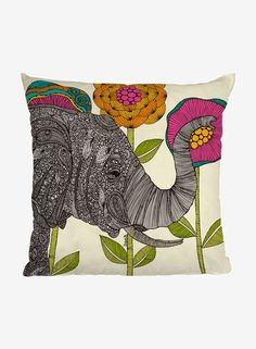Love this pillow. Need to order this in the shower curtain!