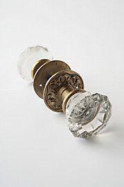 i love this crystal door knob!