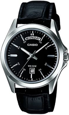 Promotie Ceas Casio CLASSIC MTP-1370L-1AVEF cu 41% Reducere de Pret Casio, Omega Watch, Watches, My Style, Celebrities, Watch, Celebs, Wristwatches, Clocks