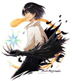 Tags: Anime, Fanart, Howls Moving Castle, Studio Ghibli, Pixiv