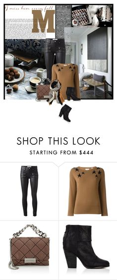 """""""Stars"""" by noconfessions ❤ liked on Polyvore featuring Melie Bianco, Paige Denim, Chinti and Parker, STELLA McCARTNEY and rag & bone"""