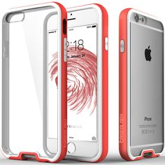 Caseology® iPhone 6 case  Fusion Bumper   Pink  Cool Phone Cases 57d39b713aa88