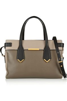 MARC BY MARC JACOBS Hail To The Queen Elizabeth textured-leather tote