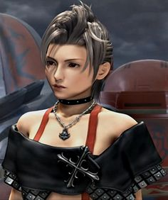 Paine - Final Fantasy X-2