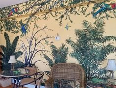 Tropical Chinoiserie