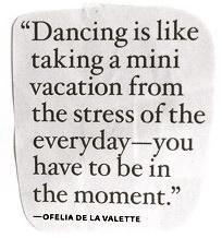 The Wonderful World of Dance - Album Photo View - Dancing is like