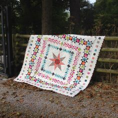 Lily's Quilts - Medallion