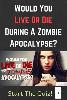 So, our worst fears are realized and the zombie apocalypse is in full swing. The survivors are slowly gathering together in one place. Will you be among them? You're about to find out... Zombie Apocalypse Quiz, Apocalypse World, Bizarre Facts, Weird Facts, Fun Facts, General Quiz, Friday Humor, Funny Friday, Humor
