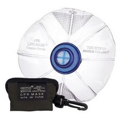 Prestige Medical - M2 - Ems Products - Cpr Lifemask In Keychain Bag