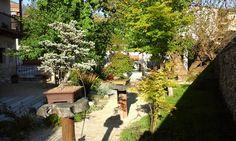 Jardín Zen de las Tenerías de Cuéllar. www.cuellar.es