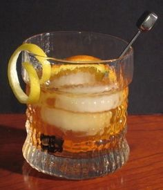 Rachel's recipe is for the traditional Old Fashioned made with Bourbon, but an Old Fashioned can also be mixed with Canadian Club, Brandy, Gin, Rye, or Rum.  You can make an Old Fashioned with almost whatever liquor happens to be your favorite.