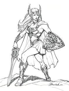 She-Ra by Baena
