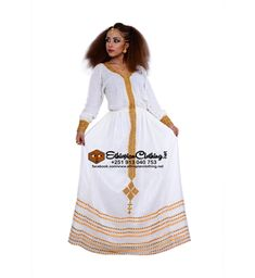 Ethiopian traditional dress 2016 collection