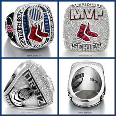 Red Sox World Series Ring 2013