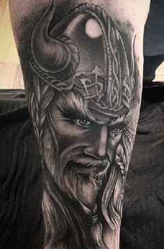 viking leg tattoo - Google zoeken