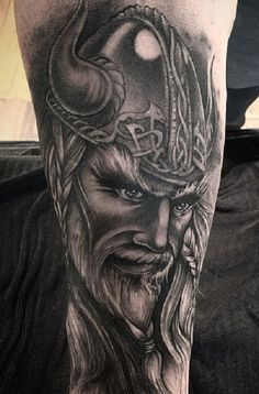 viking leg tattoo - Google zoeken