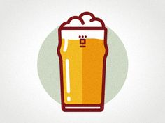icon / Beer, by Studio Muti
